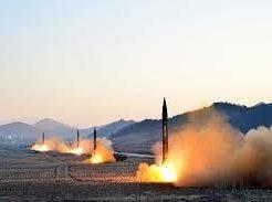 ミサイル避難