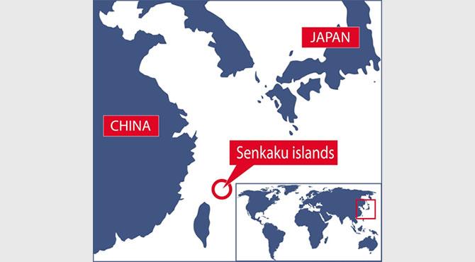アメリカが北朝鮮に対する軍事攻撃を加えた際、どさくさに紛れて、中国の海上民兵が尖閣諸島に上陸?
