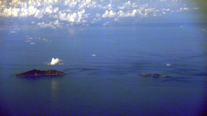 尖閣諸島を譲ってもいいと?まさか本気で考えている人いませんか?