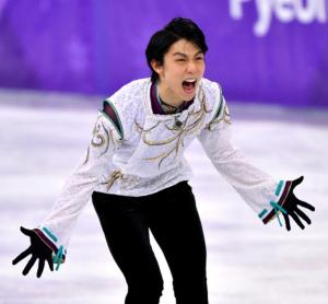 羽生結弦 オリンピック