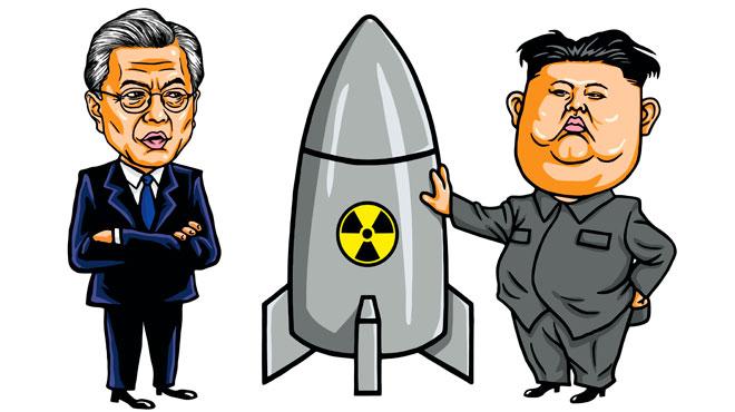 金委員長と文大統領の本音暴露!危ない二人の矛先は日本へ!