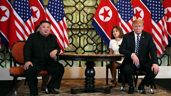 2回目の米朝首脳会談はやっぱり決裂だった!金正恩の上から目線にトランプ氏の正義のシナリオはあれしかない!